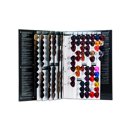 Ring binder Color Chart