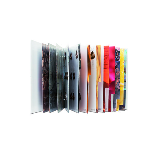 Ring binder Interactive Color Chart