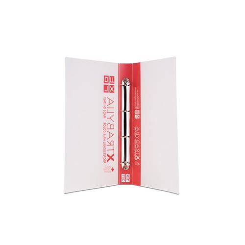 PVC ring binder