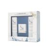 Scatola finestrata in carta per linea cosmetica skin care