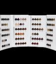 Cartella colore per parrucchieri 4 ante 103 ciocche