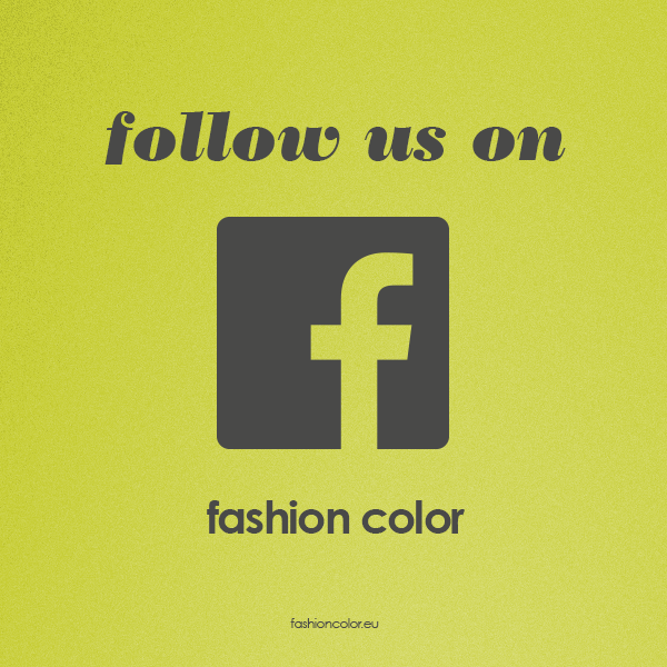 Fashion Color arriva su Facebook