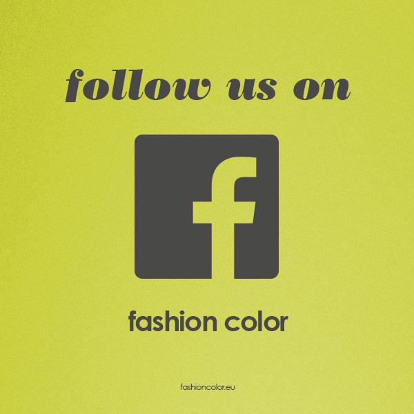 Fashion Color arriva su Facebook
