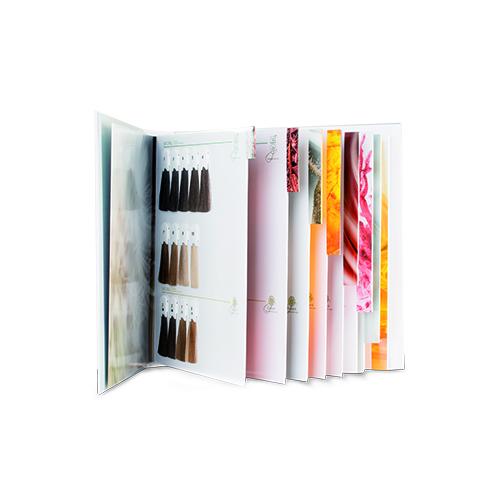 Cartella Colore rubricata 113 colori