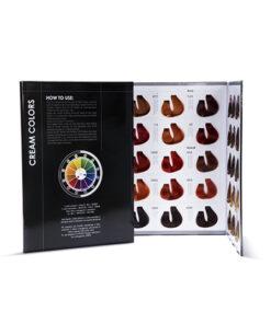 Cartella Colore 4 ante 60 ciocche