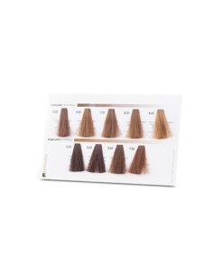 Mini Cartella Colore display