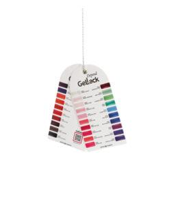 Cartella Colore Smalto Mini Standard