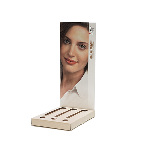 BB Cream Countertop display