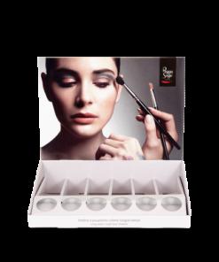 Produzione espositore da banco prodotti make-up | Fashion Color