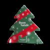 Espositore da banco albero di Natale